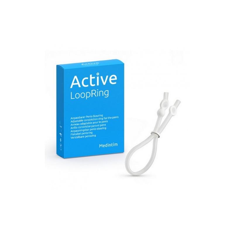 Anneau adaptable Active Loopring pour améliorer l'érection