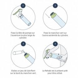 Dispositif médical de rééducation pénienne REHABI - MedIntim